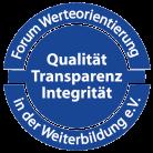Qualität Weiterbildung