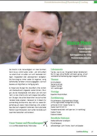Magazin für Personalentwicklung