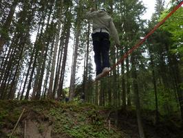 Verkäufer-Camp mit Outdoorelementen im Allgäu